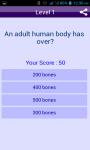 Kids Science Quiz Fun Trivia screenshot 3/5
