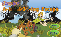 Scooby Doo A Mazeing Escape screenshot 1/6