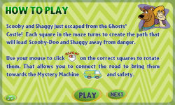 Scooby Doo A Mazeing Escape screenshot 2/6