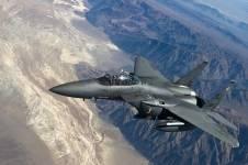 Cool Fighter Aircraft Wallpaper screenshot 1/6