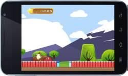 chicken running jump screenshot 3/4