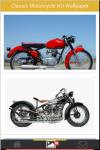 Classic Motorcycle HD Wallpaper screenshot 1/4