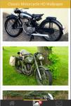 Classic Motorcycle HD Wallpaper screenshot 2/4