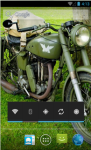 Classic Motorcycle HD Wallpaper screenshot 3/4