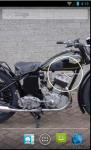 Classic Motorcycle HD Wallpaper screenshot 4/4