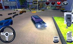 3D Limousine Car Parking screenshot 4/5