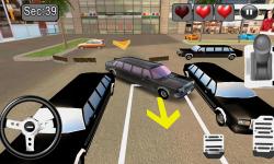 3D Limousine Car Parking screenshot 5/5