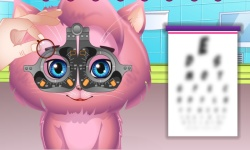 Kitty Doctor Salon screenshot 1/3
