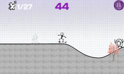 Skateboarding Stickman screenshot 6/6