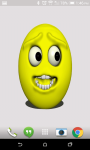 Smiley Face Live Wallpaper VD screenshot 1/4