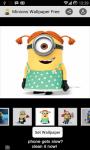 Minions Wallpapers Free screenshot 1/3