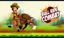 Bull Ride Combat screenshot 1/5