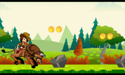 Bull Ride Combat screenshot 3/5