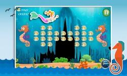 Aqua Little Mermaid Princess screenshot 2/6