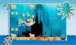 Aqua Little Mermaid Princess screenshot 3/6