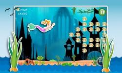 Aqua Little Mermaid Princess screenshot 4/6