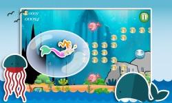 Aqua Little Mermaid Princess screenshot 5/6