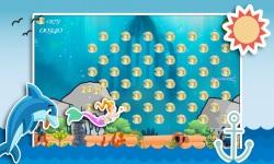 Aqua Little Mermaid Princess screenshot 6/6