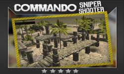 Commando Sniper Shooter 3D screenshot 2/5