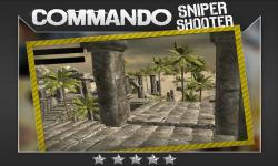 Commando Sniper Shooter 3D screenshot 4/5