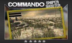Commando Sniper Shooter 3D screenshot 5/5