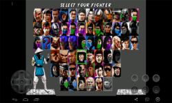 Ultimate Mortal Kombat 3 for Android screenshot 1/4