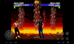 Ultimate Mortal Kombat 3 for Android screenshot 3/4
