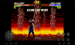 Ultimate Mortal Kombat 3 for Android screenshot 4/4