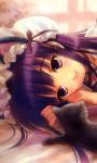 Neko and Cat Live Wallpaper screenshot 1/4