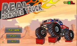 Real Monster Truck Racing screenshot 1/4