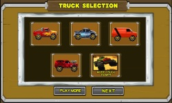 Real Monster Truck Racing screenshot 2/4