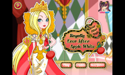 Royally Ever After Apple White screenshot 1/4