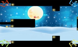 Reindeer Fun Race - An Amazing Adventure of Santa screenshot 2/6