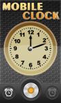 MOBILE CLOCK Free screenshot 1/1