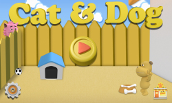 Cat And Dog - Game Viet screenshot 1/4