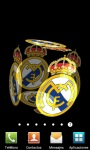 3D Real Madrid Pics Live Wallpaper screenshot 2/4