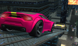 City Height Deadly Car Stunts screenshot 1/4
