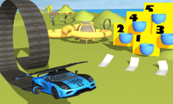 Flying Car Stunt n Demolition screenshot 2/3