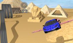 Flying Car Stunt n Demolition screenshot 3/3