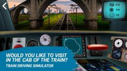 Train driving simulator rare screenshot 3/4