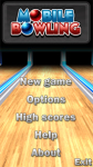 Mobile Bowling screenshot 1/2