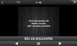 Taylor Gang Wallpapers screenshot 1/4