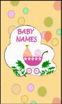 BabyName screenshot 1/4