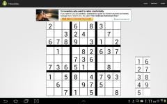 Sudoku 6 Plus 1  FREE screenshot 2/2