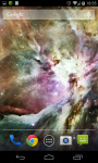 Shadow Galaxy Live Wallpaper screenshot 5/5