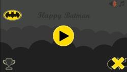 Flappy Batman screenshot 1/2