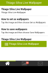 Thiago Silva Live Wallpaper screenshot 2/5