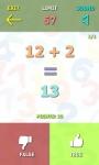 Those Numbers Math Game screenshot 1/4