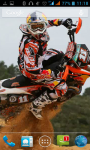 Motocross Wallpaper HD screenshot 2/3