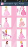 Princess Girls Jigsaw Puzzles screenshot 1/4